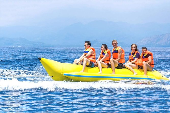 Water Sport Package A (parasailing ADV, banana & jet ski)