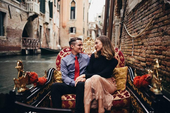 Gondola + Private Amazing Photo Session