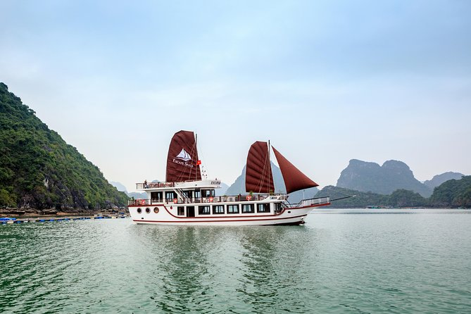 The Escape Sails – A Luxury Halong Bay Day Tour with a Difference photo 9