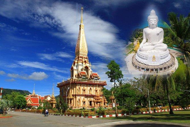 Amazing Phuket Sightseeing Tour with Big Buddha