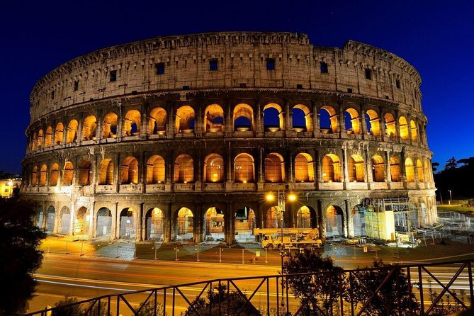 Rome by Night Walking Tour - Small group
