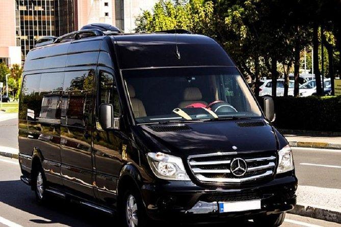 Antalya Airport (AYT) to Incekum Transfer - Private Minibus