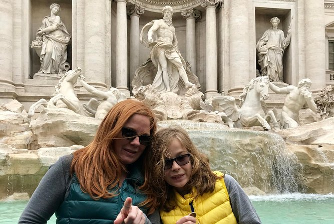 Rome Sightseeing Private Tour w Phd Guide Donato! Pantheon, Trevi & Navona