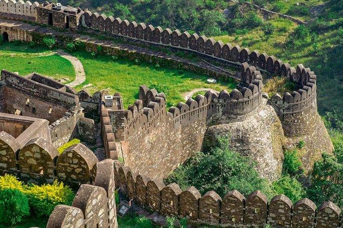 Kumbhalgarh and Ranakpur tour by car