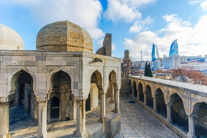 Baku Day Trip with local tour guide. We'll make you feel this city...