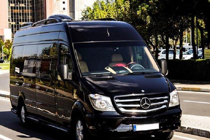 Antalya Airport (AYT) to Turkler Transfer - Private Minibus