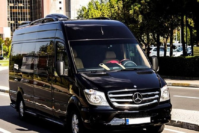 Antalya Airport (AYT) to Finike Transfer - Private Minibus