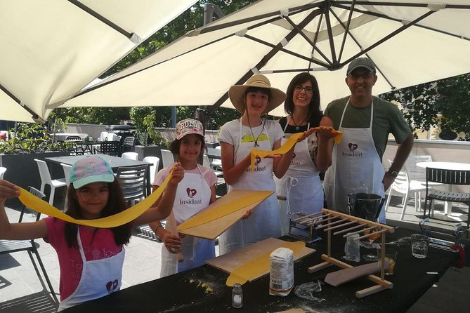 Outdoor Pasta Class On a Terrace of Rome photo 8