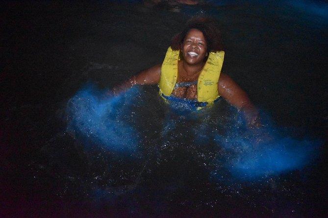 Luminous lagoon Night Tour From Montego Bay