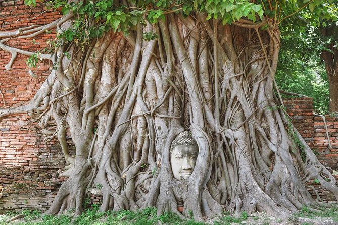Ayutthaya Full Day Tour with Lunch and Hotel Pick n Drop photo 1
