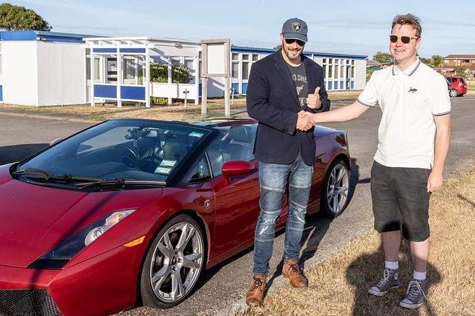 30 Mins Lamborghini Supercar Experience