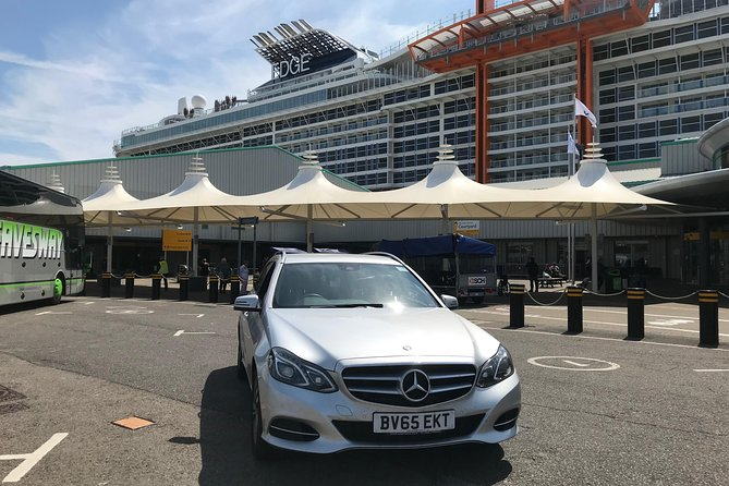 Portsmouth PORT to London Heathrow - Private Transfer