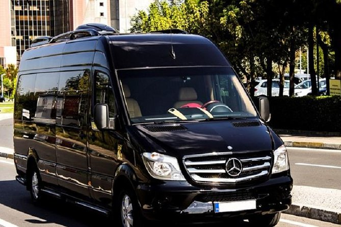 Antalya Airport (AYT) to Kas Transfer - Private Minibus