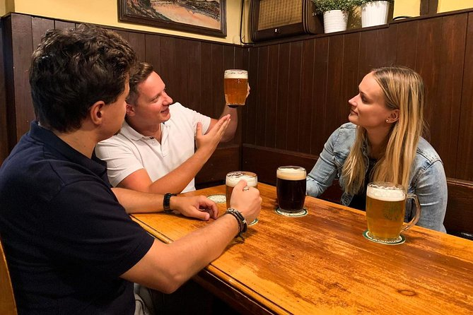 Prague Premium Craft Beer Tour
