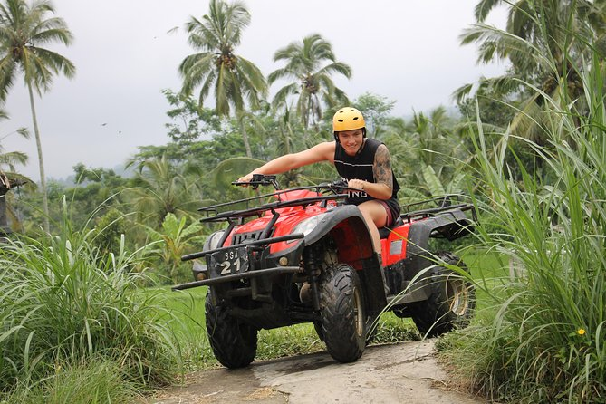 ATV Tour with Monkey Forest Experience in Bali