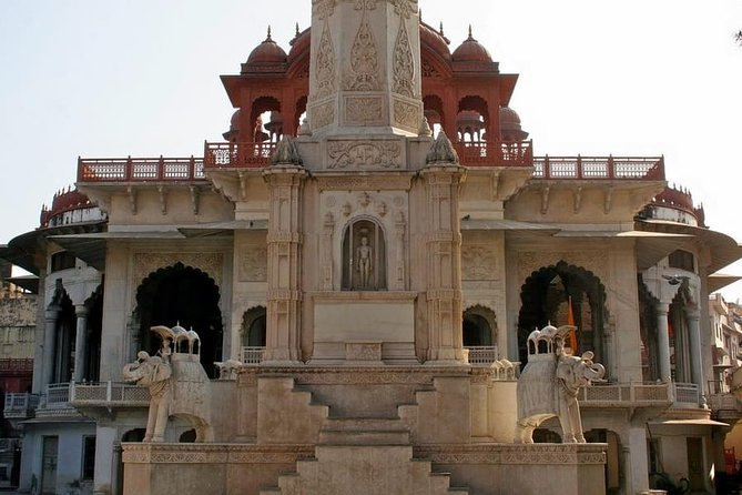 From Jaipur to Ajmer and Pushkar - A Day's Trip in Private Car