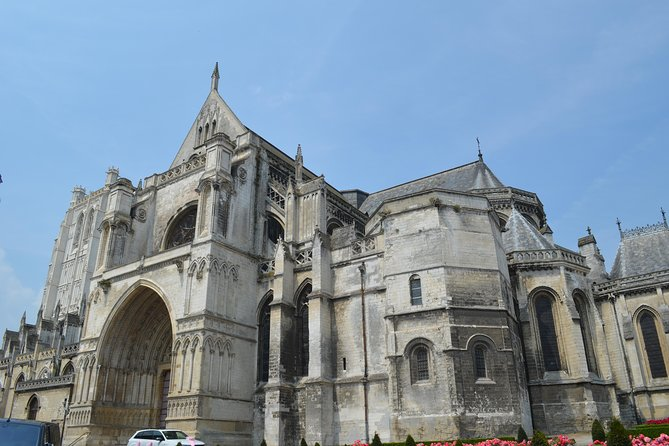 Visit of the historic center of Saint-Omer