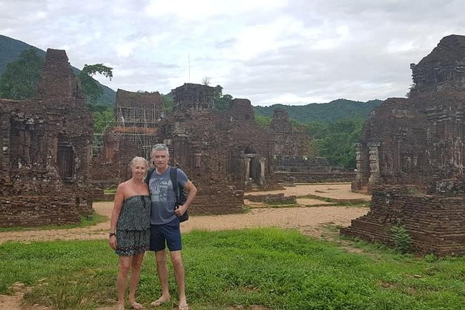 Private My Son Sanctuary & Marble Mountain Full-Day Tour from Da Nang or Hoi An