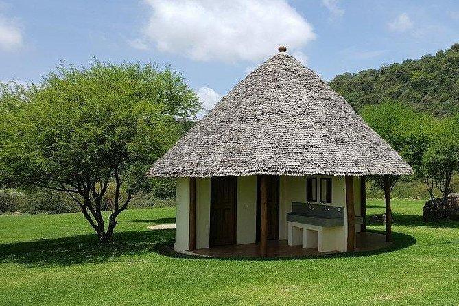 adventure budget camping safari Tanzania