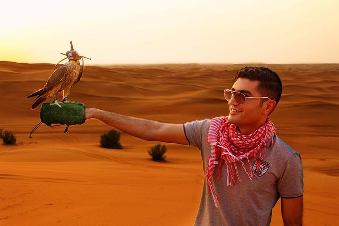 Dubai Desert Safari Red Dune: BBQ, Camel Ride & Sand-boarding photo 6