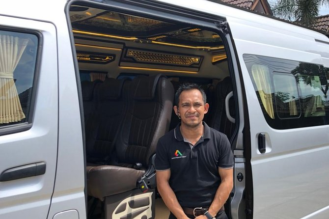 Aonang any hotel to Donsak Pier Private transfer photo 3