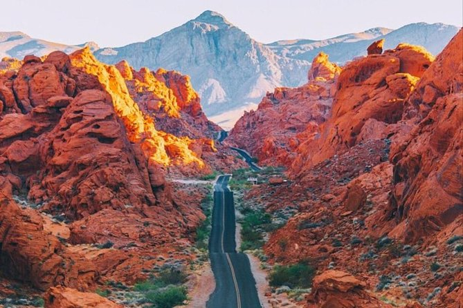 Valley of Fire Day Trip from Las Vegas