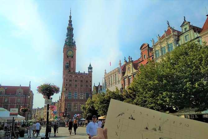 Explore the most beautiful sites in Gdańsk