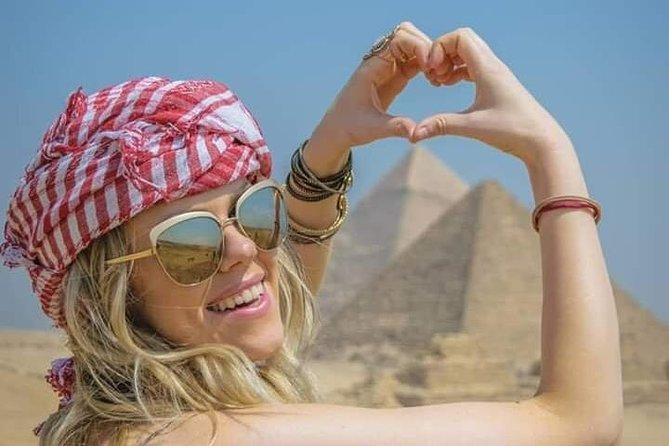 Pyramids,Sphinx,Sakkara,Memphis&Nile Dinner Cruise