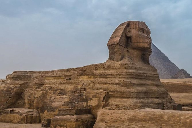 Cairo Layover Tours to Giza Pyramids and Cave Church