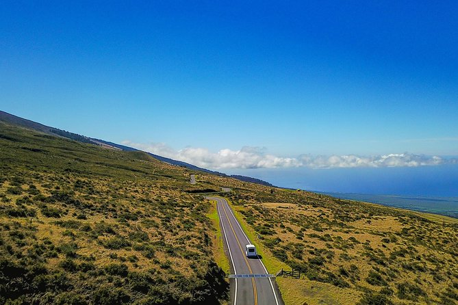 Shore Excursion: Volcanoes of Maui Tour for Pride Of America Passengers