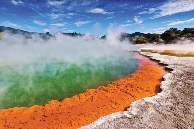 Wai-O-Tapu Thermal Wonderland Half Day Tour