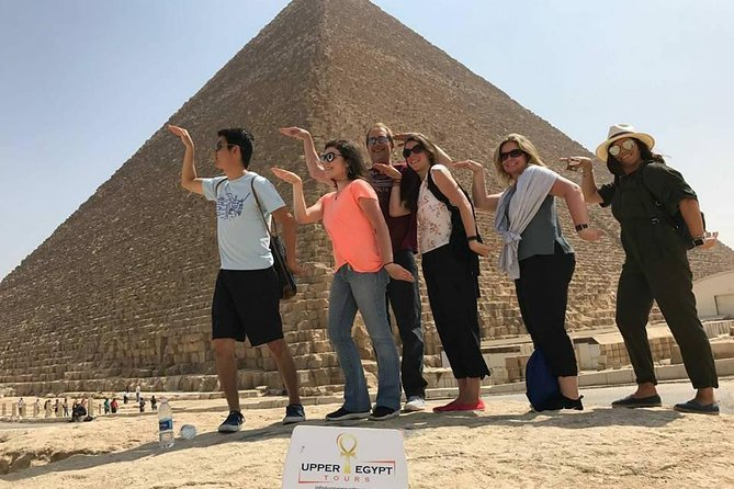 Private Half Day Tour to Giza Pyramids