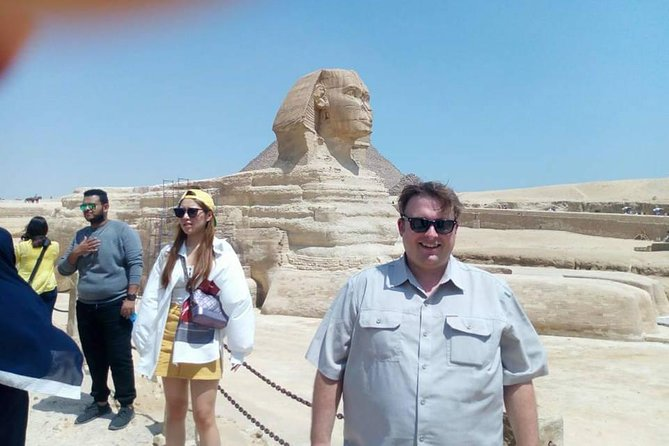 Private Tour: Giza pyramids and Dahshur and Saqqara