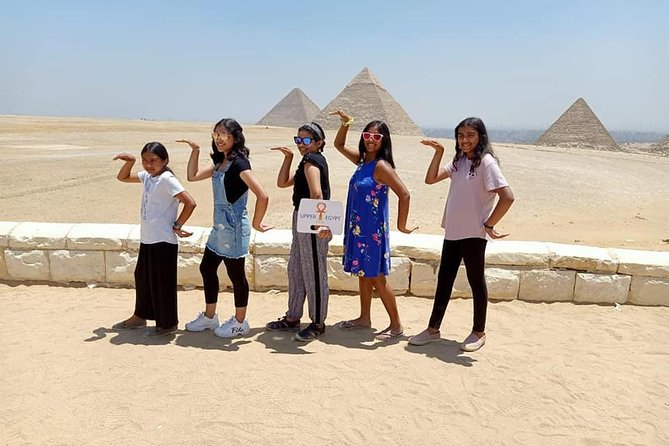 Tour To Giza Pyramids
