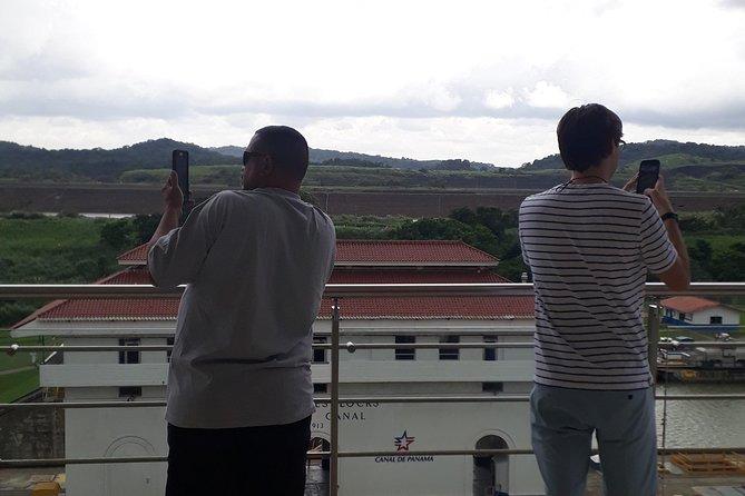Excursão privada no canal e na cidade do Panamá