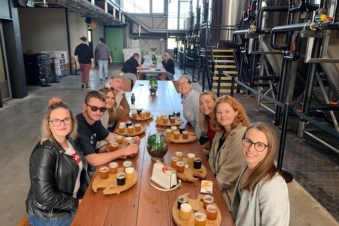 Afternoon session Brewery and Distillery tour in Byron Bay