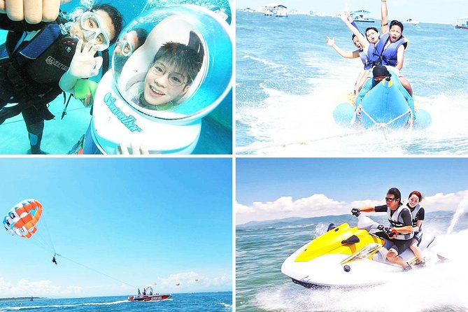 Bali Water Sport Jumbo Packages