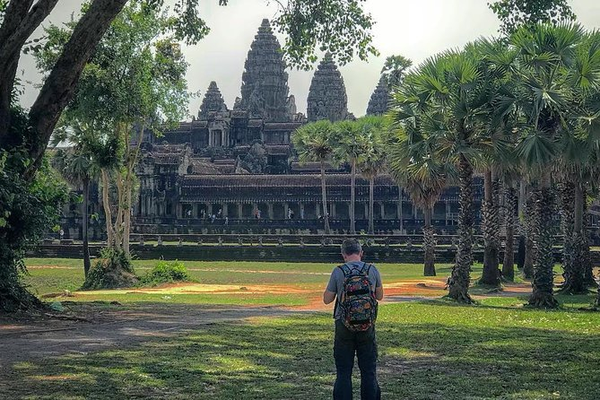 Private Angkor Wat Half Day Tour