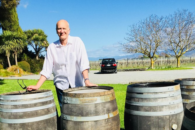 Jimmy's Classic Marlborough Wine tours