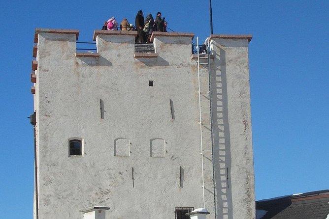 Fortress Hohensalzburg: Observationtower Admission, Dinner and Mozart Concert