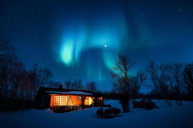 Aurora Hunting By Minibus - Small Group