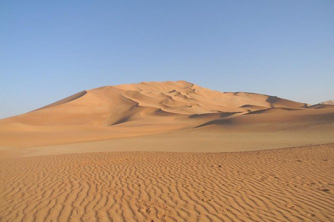 Desert Safari in the Rub al Khali