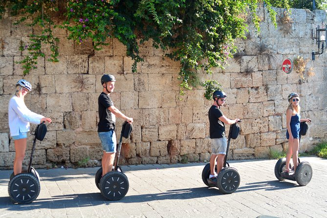 Rhodes: Old City Segway Tour
