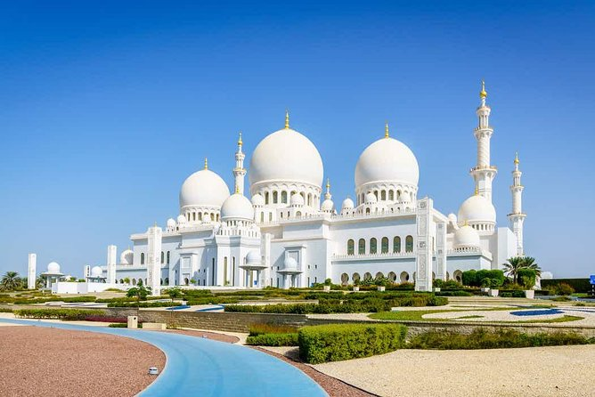 Full Day Abu Dhabi Sightseeing Tour from Dubai