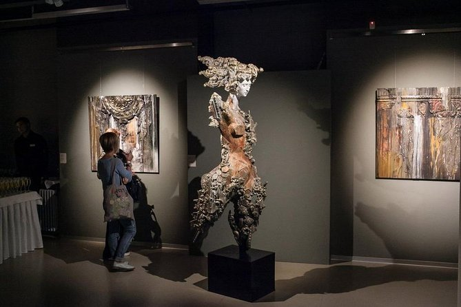 """Private Tour of """"Erarta"""" Galleries"""