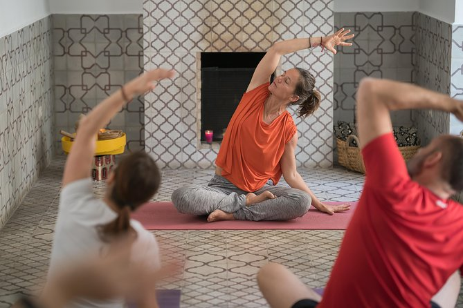 Yoga and Wellness half-day in an authentic Riad