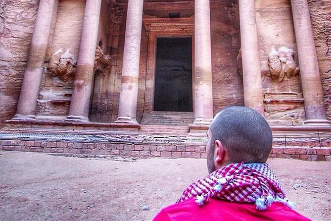 Petra day tour from Sharm Elsheikh or Dahab