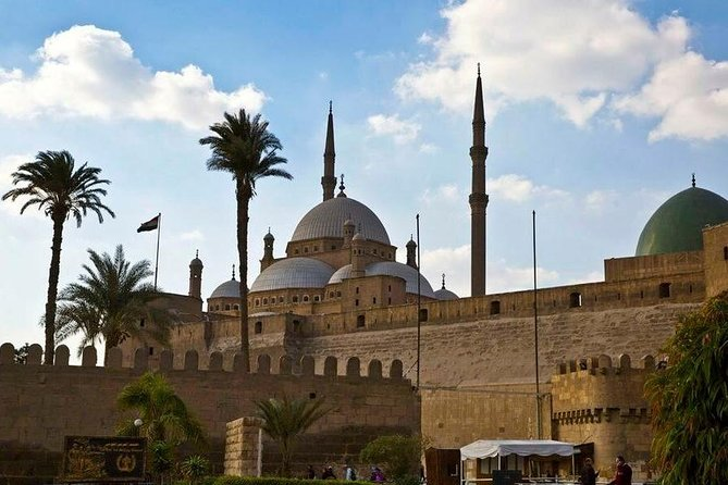 6-Hour Private Tour to the Alabaster Mosque City of Dead & Alazhar Park in Cairo photo 1