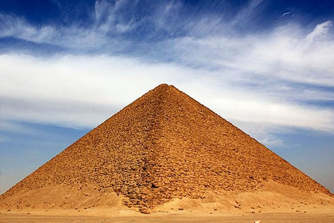 Half Day Tour to Bent and Red Pyramids – Dahshur
