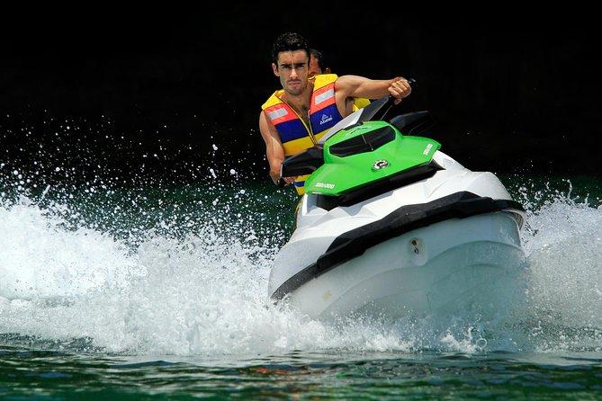 Water Sport Private Tours-Parasailing Banana Boat-Jet Sky-1x dive Uluwatu Temple